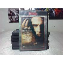 Entrevista Con El Vampiro Dvd Anne Rice Tom Cruise Brad Pitt