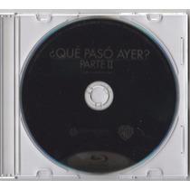 Que Paso Ayer? Parte 2 - Blu-ray (solo Disco)