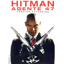 Hitman Agente 47 Sin Censura Dvd Seminuevo