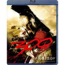 300 Cine Comics Accion Fantasia Guerra Gerard Butler Blu-ray