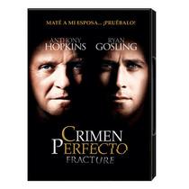 Crimen Perfecto Fracture Dvd Seminuevo Excelente Estado