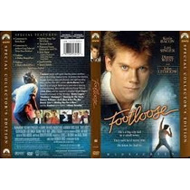 Dvd Footloose De 1984 Todos A Bailar Kevin Bacon Lori Singer