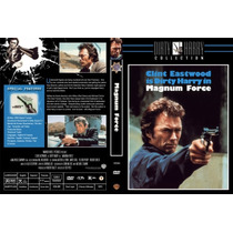 Dvd Dirty Harry El Sucio Magnum Force .44 Clint Eastwood