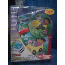 Dvd Discos Interactv Video Juegos Dora La Exploradora