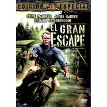 Dvd El Gran Escape ( The Great Escape ) 1963 - John Sturges