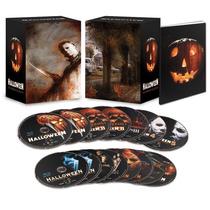 Halloween , La Coleccion Completa Boxset Peliculas Blu-ray