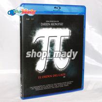 Pi El Orden Del Caos - 1 Blu-ray, Región A