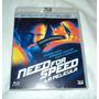 Need For Speed 3d - Bluray 3d + 2d Aaron Paul Estreno