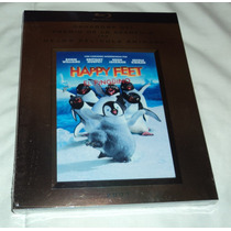 Happy Feet - El Pinguino - Bluray Edicion Limitada Slipcover