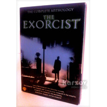 The Exorcist The Complete Anthology El Exorcista Dvd