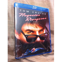Negocios Riesgosos - Risky Bussiness - Tom Cruise Bluray