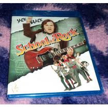Escuela De Rock - School Of Rock - Bluray Importado Usa