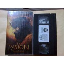 La Pasion De Cristo De Mel Gibson Videocasette Antiguo