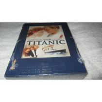 Titanic Edicion De Lujo 4 Dvds Nuevo Y Sellado Vbf