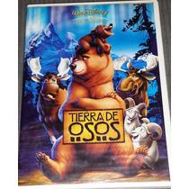 Dvd Tierra De Osos De Disney