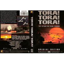 Dvd Guerra Tora! Tora! Tora! El Ataque A Pearl Harbor War