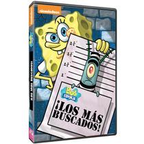 Bob Esponja Los Mas Buscados (dvd) Nuevo Original