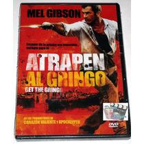 Dvd Atrapen Al Gringo (2012) Mel Gibson, Daniel Gimenez Cach