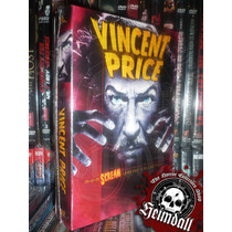 Dvd Boxset Vincent Price 7 Films Español Dr Phibes Allan Poe