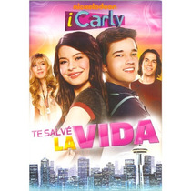 Icarly , Te Amo , La Pelicula De Nickelodeon , Disco En Dvd