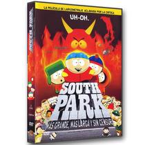 South Park , Bigger , Longer & Uncut , Pelicula Disco En Dvd