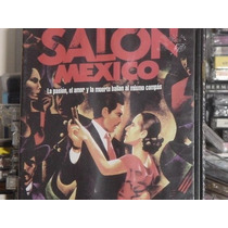Salon Mexico , La Pelicula Mexicana Maria Rojo Disco En Dvd