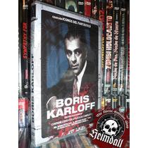 Boris Karloff Collection Pack 4 Films Esp Terror Imp Europa