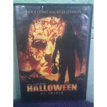 Dvd Halloween El Inicio Rob Zombie Gore Michael Myers