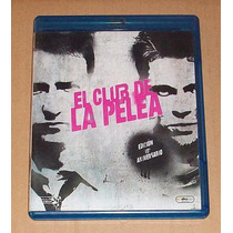 El Club De La Pelea Edicion 10 Aniversario Fight Club Bluray