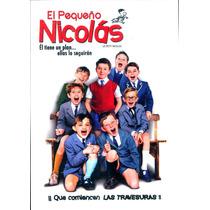 Dvd El Pequeño Nicolas ( Le Petit Nicolas ) 2009 - Laurent T