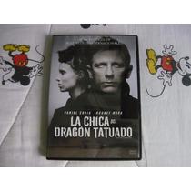 La Chica Del Dragon Tatuado Dvd Sony 2011