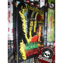 Trilogía La Momia Azteca Terror Mexicano Ed Col 2 Dvd Poster
