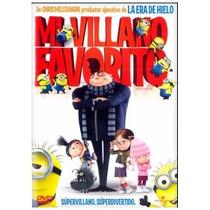 Mi Villano Favorito Dvd