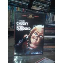 Dvd Chucky 1 Muñeco Diabólico Terror Gore Leatherface Jason