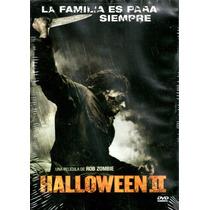 Dvd Halloween 2 ( Halloween 2 ) 2009 - Rob Zombie