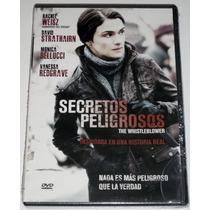 Dvd Secretos Peligrosos (2010) Rachel Weisz, Monica Bellucci