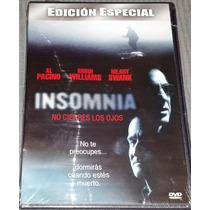 Dvd Insomnia Con Robin Williams Y Al Pacino