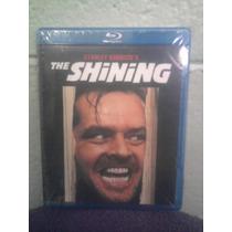 Blu Ray El Resplandor Sthepen King Terror Versión Original