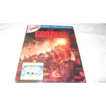 Godzilla 2014 Futurepack Bluray Mas Dvd Mas Voz Godz Hm4