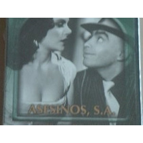 Dvd Cine Mexicano Adalberto Martinez Resortes Asesinos, S.a.
