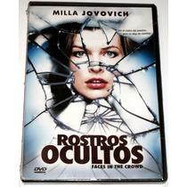 Dvd: Rostros Ocultos (2011) Milla Jovovich, Nuevo Y Sellado