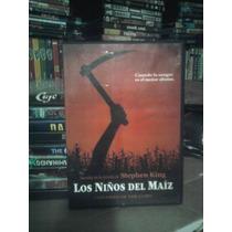 Dvd Los Niños Del Maiz 1 Terror Fantasmas Stephen King