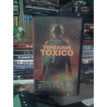 Vhs Vengador Toxico Terror Serial Killer Jason Chucky