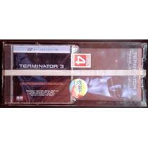 Paquete Terminator 3, Película En Dvd Y Cd Soundtrack