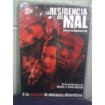 Dvd La Residencia Del Mal Terror Fantasmas