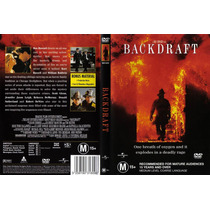 Dvd Marea De Fuego Back Draft Kurt Russell Robert Deniro