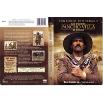 Dvd Presentando A Pancho Villa Starring As Himself Banderas