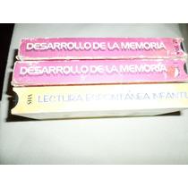 3x1 Películas De Desarrollo De La Memoria Y Lectura Espontan