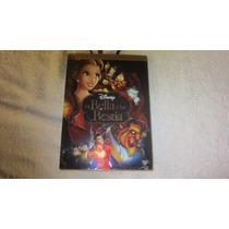 La Bella Y La Bestia Edicion De 2 Dvds Disney Nueva Hm4