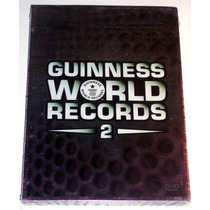 Dvd: Guinness World Records 2 (2009) Au1
